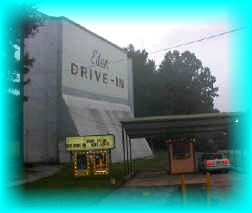 Adventure driving North Drive Carolina Eden Movie Theater In the return the